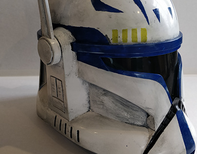 Captain Rex, Clone Wars Replica