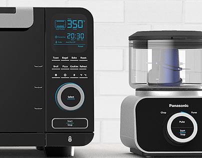 Panasonic | Kitchen Countertop Electrics