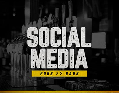 SOCIAL MEDIA | PUBS & BARS