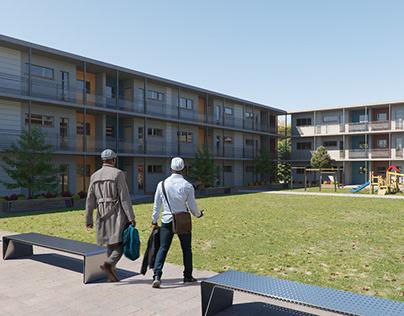 Afrikhaya apartments