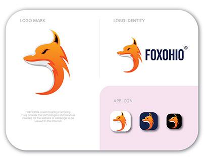 FOXOHIO logo design | brand identity