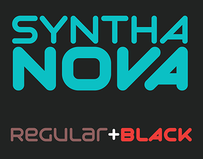 Syntha Nova Font (free for personal use)