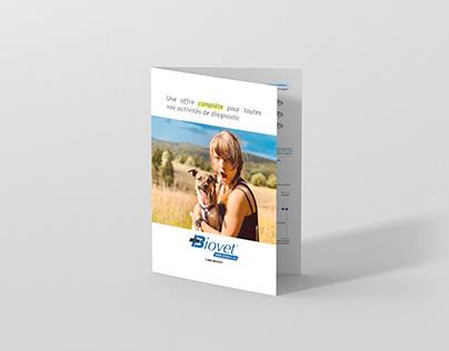 Brochure Biovet: Une offre complète - petits animaux