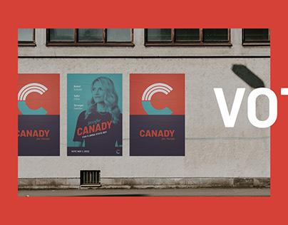 Political Branding & Headshots