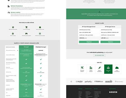 Technical website