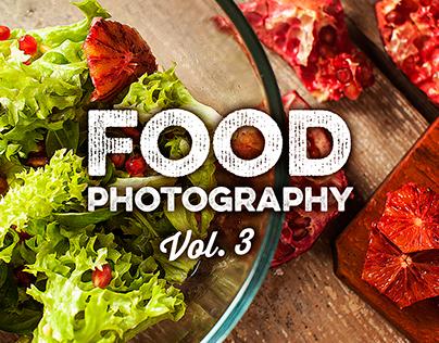 Food photography vol. 3
