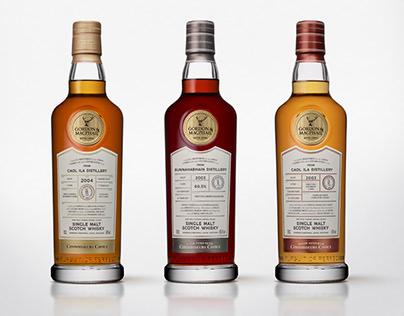 Gordon & MacPhail Connoisseurs Choice Whisky Range
