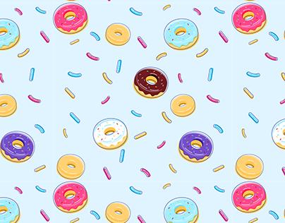 Donuts! Pattern
