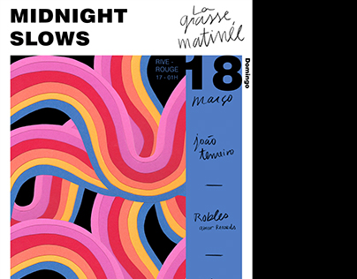 POSTER - MIDNIGHT SLOWS