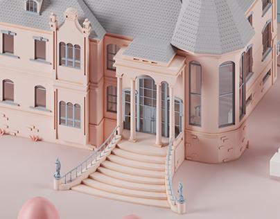 Marshmallow House