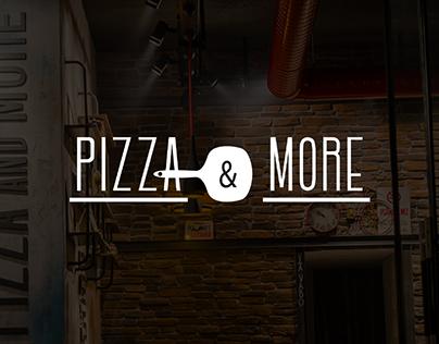 Pizza & More | Design