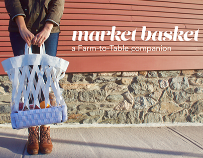 Market Basket - a Farm-to-Table Companion