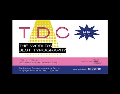 TDC65 Exhibition