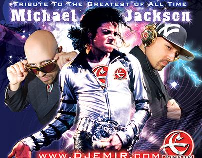 DJ Emir Michael Jackson Badder Than Bad Mixtape