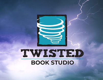 Twisted Book logo