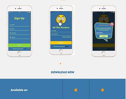 Lifestyle Mobile App