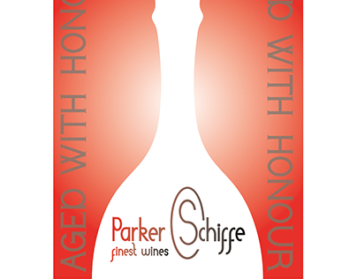 Parker Schiffe cusom poster design