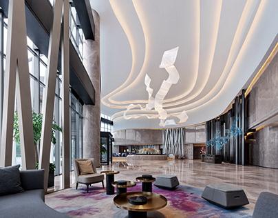 Hangzhou Marriott Hotel Lin'an