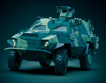 Concept of Military Workhorse on Behance