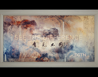 CGTN See The Difference(Freda McCann) promo