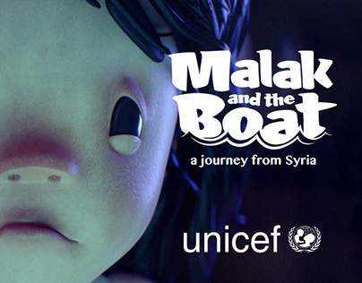 Malak and the Boat - Unicef