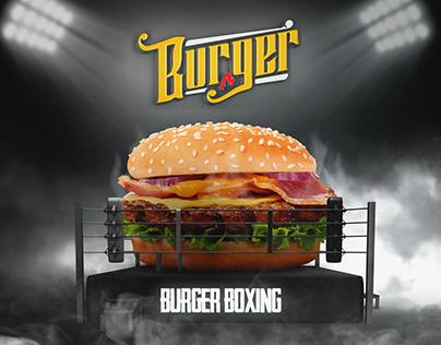 Burger Boxing Manipulation