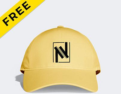 Cap Mockup Free