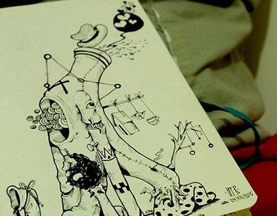Sketchbook IV
