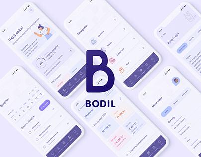 Bodil - den digitala hjälpredan