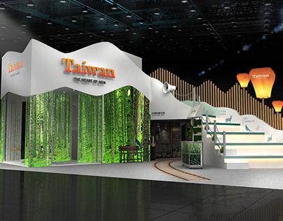 [Exhibits]2019 ITF TAIWAN 台灣館