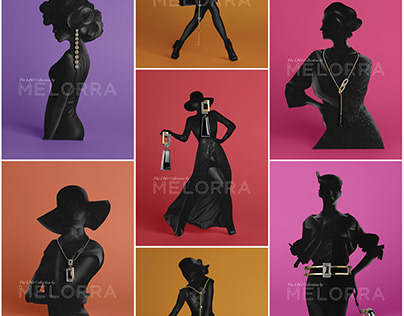Melorra - The LBD Collection