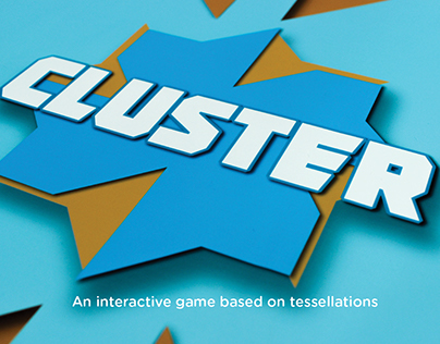 Cluster: An Interactive Game Inspired By Tessellations