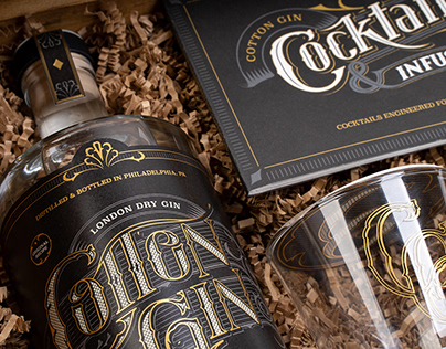 Cotton Gin: Gin Branding