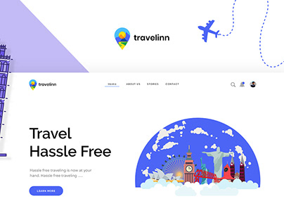 Travelinn | Agency Website