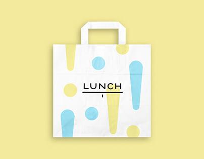 Lunch Visual Identity