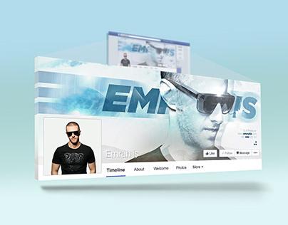 Facebook #timeline #design #socialmedia #emrahis