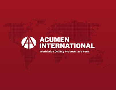 Acumen International Rebranding