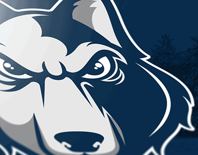 Husky Logo Design and Identity