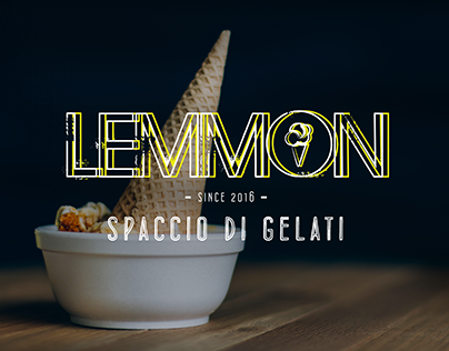Lemmon - Spaccio di gelati
