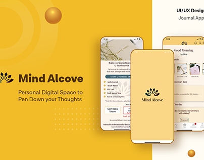 Mind Alcove: Your Personal Digital Space