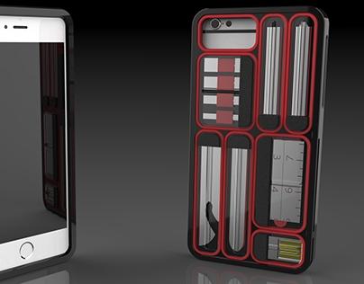 iPhone Multitool Case