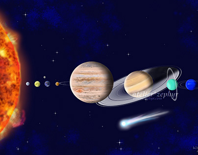 The Solar System 2