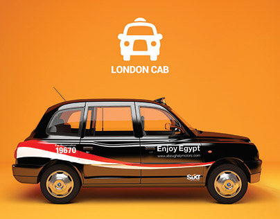 London Cab Egypt
