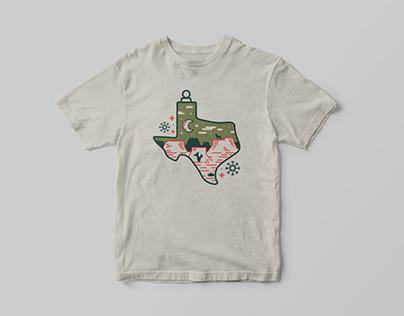 Texas Shirt of the Month December 2019