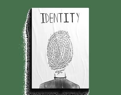 """Identity"" poster"