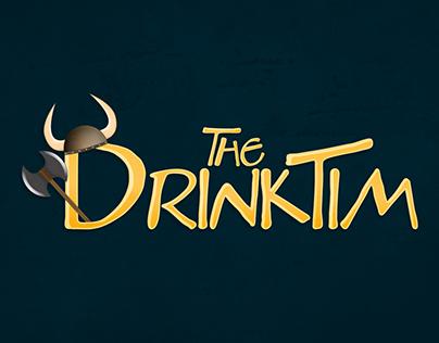 The DrinkTim - Branding