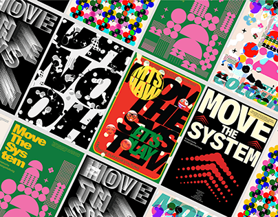 Move The System 01 - Moving Posters Collection