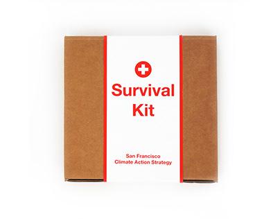 San Francisco Climate Action Strategy | Book Design