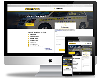 2020 Website Design