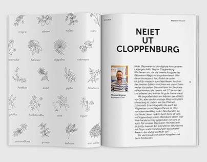Bleywaren Magazin #2